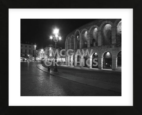 Amphitheatre (Framed) -  Chris Bliss - McGaw Graphics