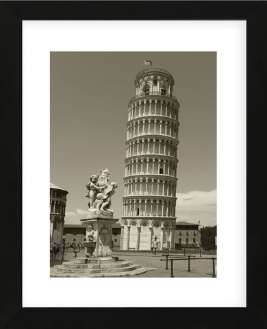 Chris Bliss - Pisa Tower