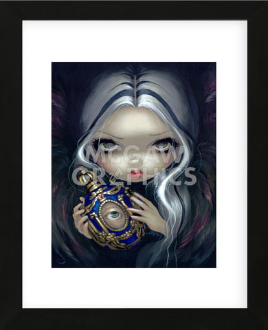 Alchemical Angel IV (Framed) -  Jasmine Becket-Griffith - McGaw Graphics