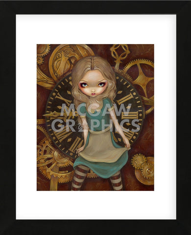 Jasmine Becket-Griffith - Alice and Clockworks