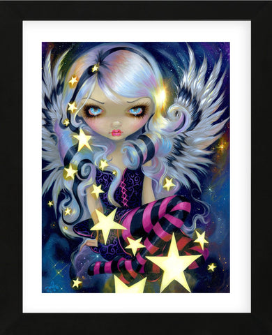 Angel of Starlight (Framed) -  Jasmine Becket-Griffith - McGaw Graphics