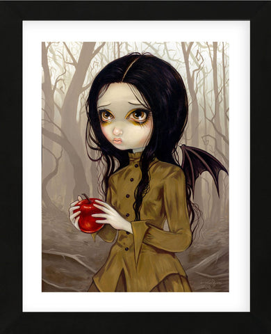 Autumn Is My Last Chance (Framed) -  Jasmine Becket-Griffith - McGaw Graphics