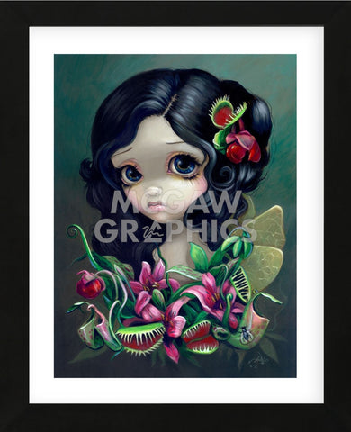Carnivorous Bouquet Fairy (Framed) -  Jasmine Becket-Griffith - McGaw Graphics