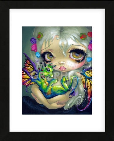 Darling Dragonling IV (Framed) -  Jasmine Becket-Griffith - McGaw Graphics