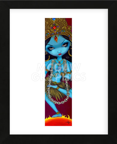Kali (Framed) -  Jasmine Becket-Griffith - McGaw Graphics