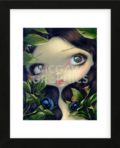 Jasmine Becket-Griffith - Poisonous Beauties I Belladonna