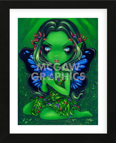 Verdant Green (Framed) -  Jasmine Becket-Griffith - McGaw Graphics