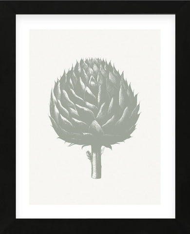 Artichoke (Ivory & Sage) (Framed) -  Botanical Series - McGaw Graphics