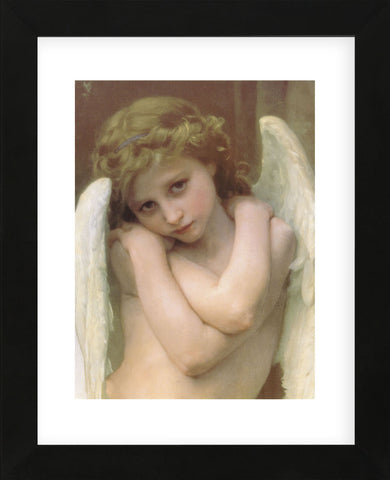 Cupidon  (Framed) -  William-Adolphe Bouguereau - McGaw Graphics