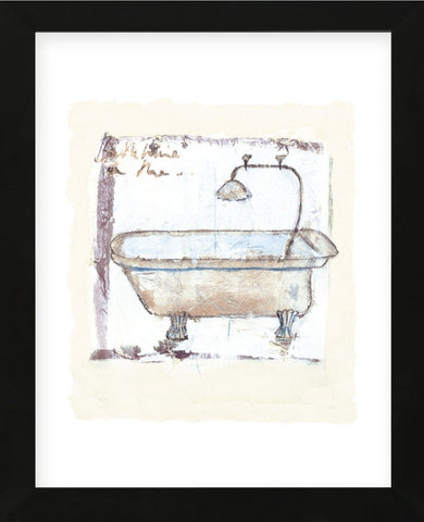 Tub-o-Fun (Framed) -  Jane Claire - McGaw Graphics