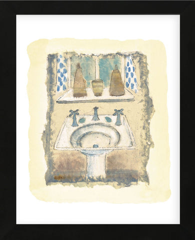 Sink-o-Fun  (Framed) -  Jane Claire - McGaw Graphics