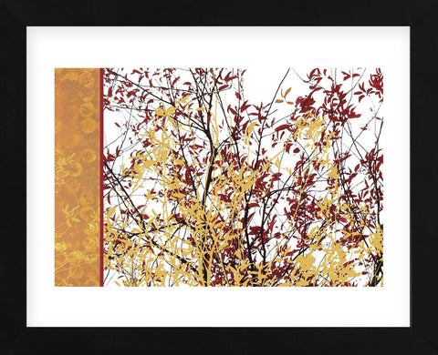 Painted Branches  (Framed) -  Erin Clark - McGaw Graphics