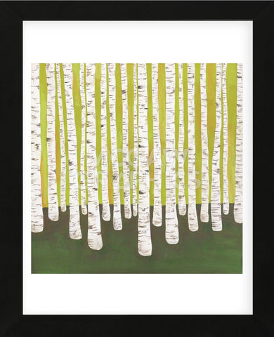 Birch Forest (Framed) -  Lisa Congdon - McGaw Graphics