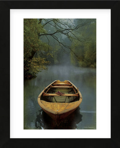 The Old Lake (Framed) -  Carlos Casamayor - McGaw Graphics