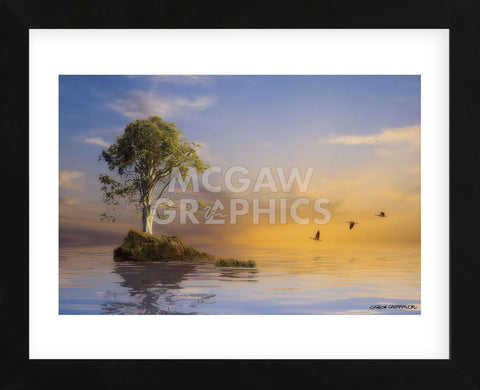 The Immortal Tree (Framed) -  Carlos Casamayor - McGaw Graphics