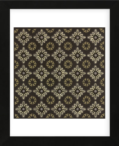 Moroccan Twelve Point Star (Framed) -  Susan Clickner - McGaw Graphics