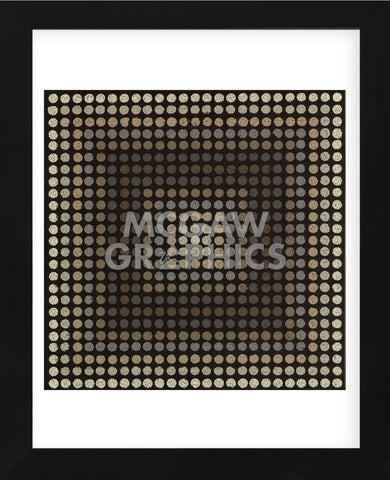 Lots of Dots (Framed) -  Susan Clickner - McGaw Graphics