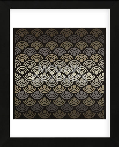 Dot Waves (Framed) -  Susan Clickner - McGaw Graphics