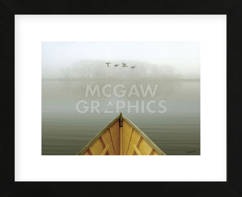 Alone in the Mist 3 (Framed) -  Carlos Casamayor - McGaw Graphics