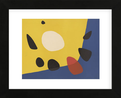 Untitled, 1963 (Framed) -  Alexander Calder - McGaw Graphics