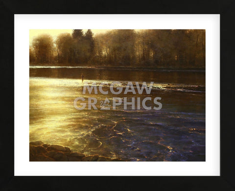 Symphony of the River (Framed) -  Brent Cotton - McGaw Graphics
