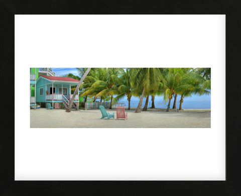 Island Time (Framed) -  Doug Cavanah - McGaw Graphics