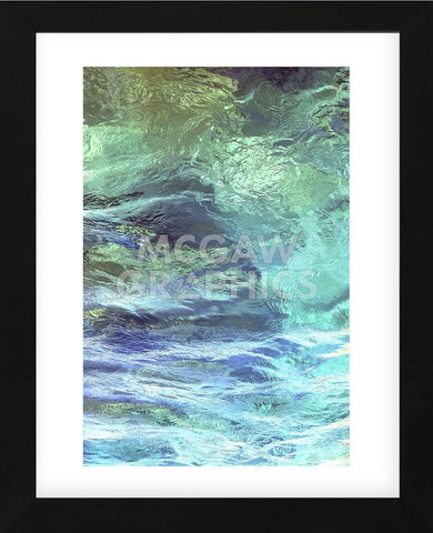 Water Series #2 (Framed) -  Betsy Cameron - McGaw Graphics