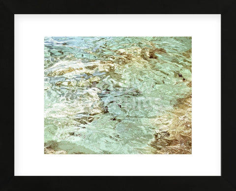 Water Series #3 (Framed) -  Betsy Cameron - McGaw Graphics