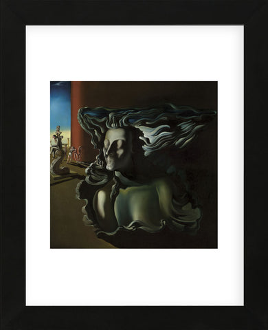 The Dream, 1931 (Framed) -  Salvador Dali - McGaw Graphics