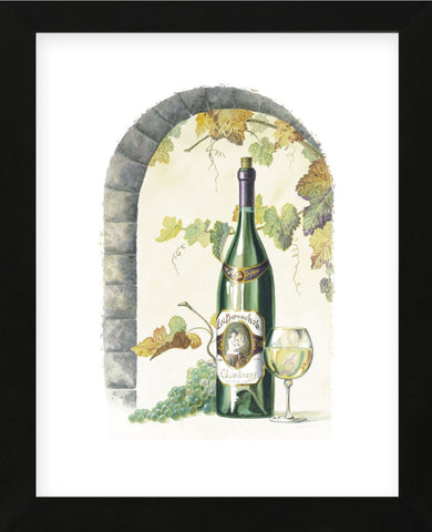 Chardonnay (Framed) -  Lisa Danielle - McGaw Graphics