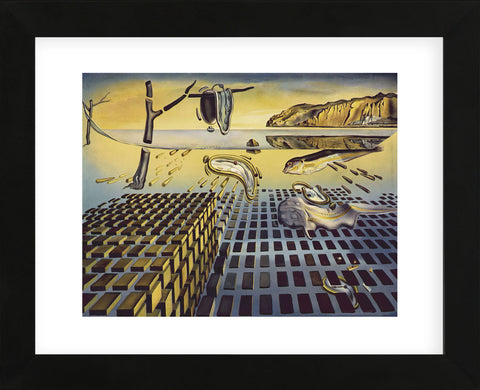 The Disintegration of the Persistence of Memory, 1952-54 (Framed) -  Salvador Dali - McGaw Graphics