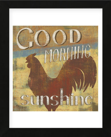 Rise & Shine II (Framed) -  Daphné B - McGaw Graphics