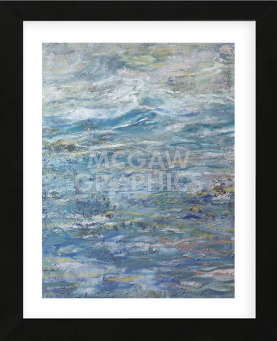 Calm Water (Framed) -  Amy Donaldson - McGaw Graphics