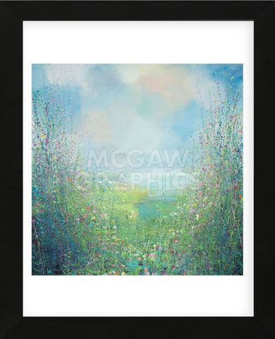 Flower Field (Framed) -  Sandy Dooley - McGaw Graphics