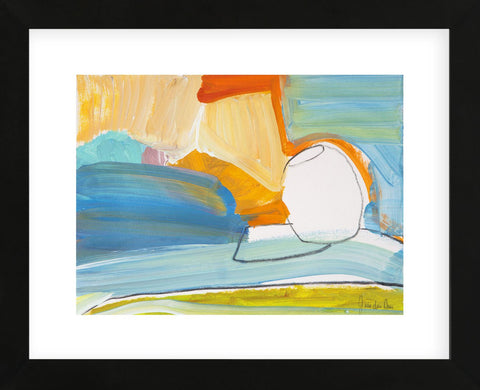 Pot by the Sunny Window (Framed) -  Joan Davis - McGaw Graphics