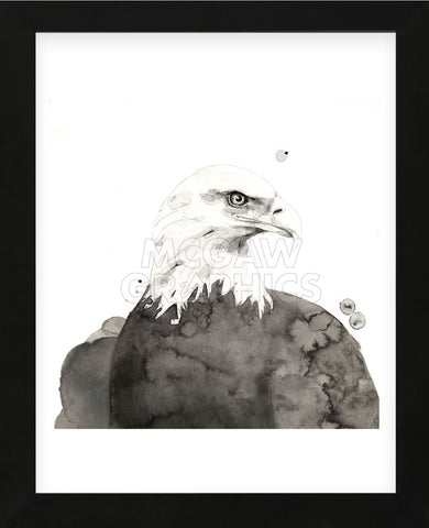 Eagle (Framed) -  Philippe Debongnie - McGaw Graphics