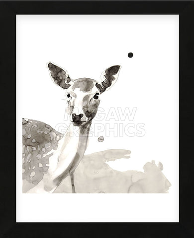 Deer (Framed) -  Philippe Debongnie - McGaw Graphics