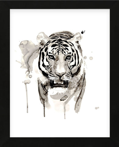 Tiger (Framed) -  Philippe Debongnie - McGaw Graphics