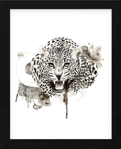 Leopard (Framed) -  Philippe Debongnie - McGaw Graphics