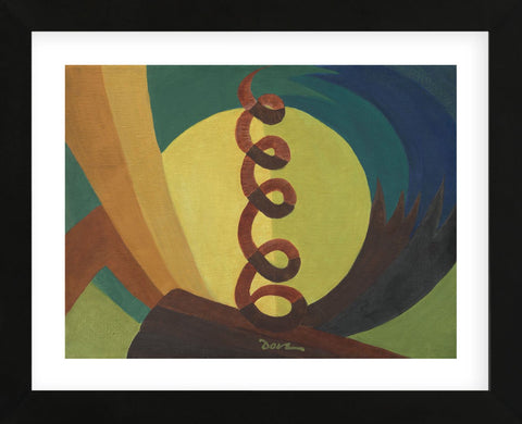 Spring, 1943 (Framed) -  Arthur Dove - McGaw Graphics
