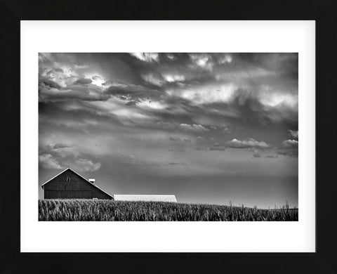 Just South of Town (Framed) -  Trent Foltz - McGaw Graphics
