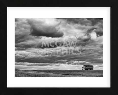 Rolling Field (Framed) -  Trent Foltz - McGaw Graphics
