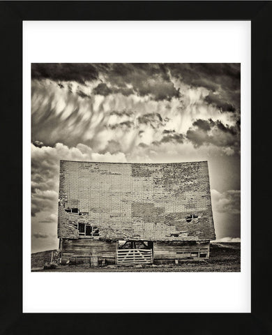 Storm Rolling In (Framed) -  Trent Foltz - McGaw Graphics