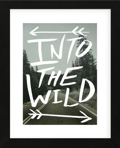 Into the Wild II (Framed) -  Leah Flores - McGaw Graphics