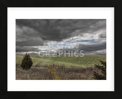 Break in the Clouds (Framed) -  Trent Foltz - McGaw Graphics