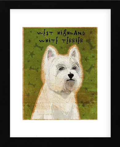 John W. Golden - West Highland White Terrier