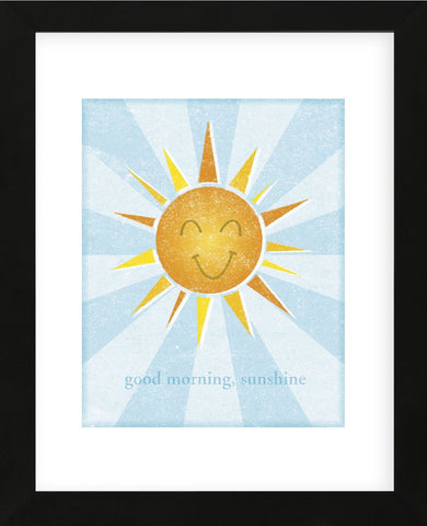Sun (Framed) -  John W. Golden - McGaw Graphics