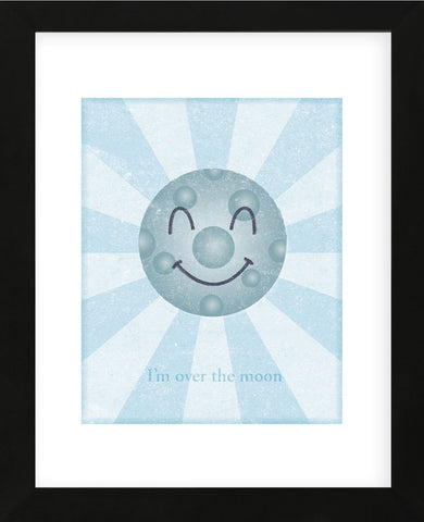 Moon (Framed) -  John W. Golden - McGaw Graphics