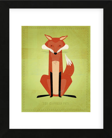 John W. Golden - The Crooked Fox