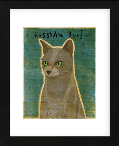 John W. Golden - Russian Blue